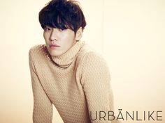 Kim Young Kwang - Urban Like Magazine December Issue '13