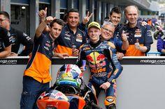Moto3: Brad Binder à beira de bater recorde de Rossi