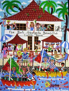 Australia ~ Marie Jonsson-Hharrison ~ Bali Beach Club
