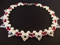 """How to make necklace """"Butterflies of the love"""" - YouTube"""