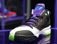 new styles a3020 1333b Jordan CP3.VII - Officially Unveiled with Chris Paul
