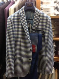 d5bb8c390 A Spring Sport Coat on Steroids