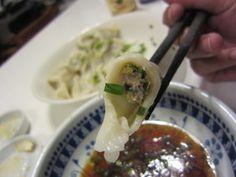 皮から作る北京水餃子~本場の味