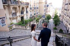 Séance couple à Montmartre! - Sweet Félicité Photographe Engagement session in Paris #lovers #amour #paris #amoureux #engagement