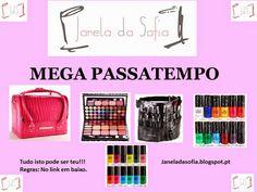MEGA PASSATEMPO - Blog Janela da Sofia