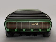 Bertone Alfa Romeo Carabo #green
