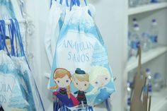 Frozen for Ana Julia | CatchMyParty.com