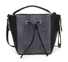 Korean fashion handbags for women. Synthetic leather shoulder bags with  alligator pattern. Luxury 06082a5eeba66