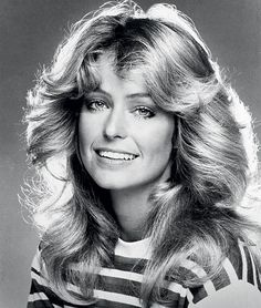 1970 Hairstyles Unique Pinkathy Kung On Period Hair  Pinterest  Farrah Fawcett And