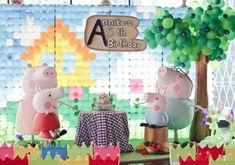 30 ideias para fazer uma festa Peppa Pig!  (Peppa Pig Party Ideas)