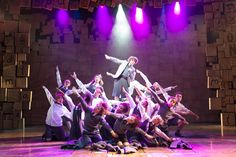 Matilda - Cambridge Theatre. London