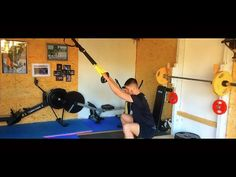 Full Body Suspension Training | TABATA Workout - YouTube