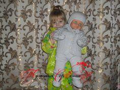 Купить Костюм малышу - серый, костюм, теплый костюм, красивый костюм, костюм девочке