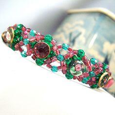 Antique Button Jewelry - Bracelet