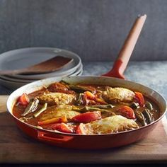 Spicy Tamarind Stewed Fish & Okra - EatingWell.com