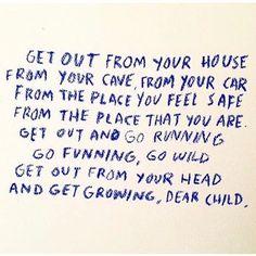 and now read Pablo Neruda's famous poem: You Start Dying Slowly (google it) #pabloneruda #youstartdyingslowly