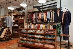 autumn retail therapy… gant rugger store on prince street, nyc