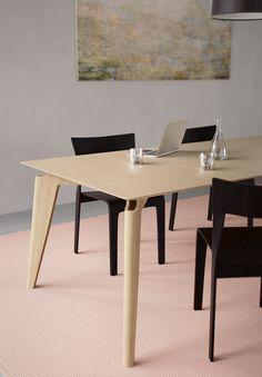 Takushi Table by Australian Designer Gavin Harris Designer, Conference Room, Dining Table, Mood, Furniture, Home Decor, Dinning Table, Meeting Rooms, Interior Design