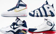239fca17156 NIKE 2012 DREAM TEAM THROWBACK PACK sneaker Nike Kicks