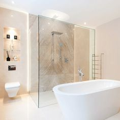 We work with architects, interior designers and builders on a diverse range of projects. View our case studies to find out what sets C. Modern Luxury Bathroom, Classic Bathroom, Bathroom Design Luxury, Wet Room Bathroom, Beige Bathroom, Teen Bathrooms, Shower Tiles, Tub Shower Combo, Bathroom Styling