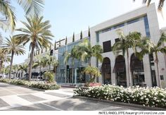 Rodeo Drive, Bevery Hills,CA
