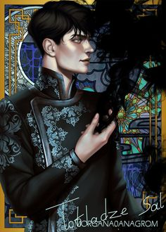 I painted this piece for cards. Hope you guys will like yet another Darkling piece. Character is from Shadow and bone trilogy by Throne Of Glass, The Darkling, The Grisha Trilogy, Leigh Bardugo, Book Characters, Fictional Characters, Six Of Crows, Sarah J Maas, Fan Art