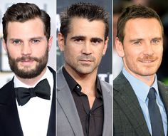 In honor of St. Patrick's Day, Us Weekly rounded up the Top 10 sexiest Irish hunks, including Colin Farrell, Jamie Dornan, and Michael Fassbender -- see the steamy (some shirtless) pics!