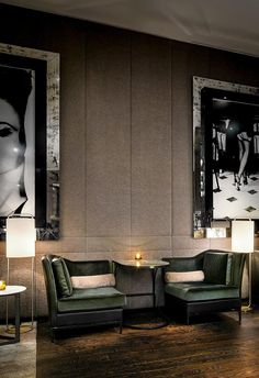 Audax completed the refresh of celebrity chef Mark McEwan's ONE Restaurant Bar and Lounge located inside Yorkville's Hazelton Hotel, and features new custom furniture pieces designed by Audax. Luxury Bar, Luxury Decor, Modern Luxury, Restaurant Lounge, Modern Restaurant, Restaurant Interiors, Hotel Interiors, Restaurant Design, Lounge Decor