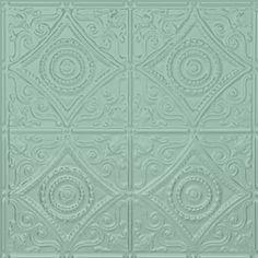 "Decorative Ceiling Tiles, Inc. Store - Harry's Scrollwork - Aluminum Ceiling Tile - 24""x24"" -"