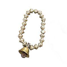 Bell Beaded Bracelet | Handmade Jewelry | Love Tokens Jewelry
