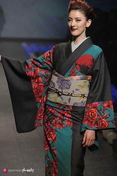 Spring/Summer 2014 Collection of Japanese fashion brand JOTARO SAITO,SANSAI SAITO