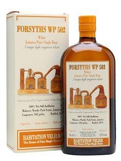 Forsyths WP 502 White RumHabitation Velier
