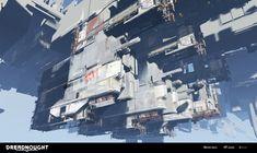 Schneider, Environment, Photoshop, Scene, Concept, City, Artwork, Design, Travel
