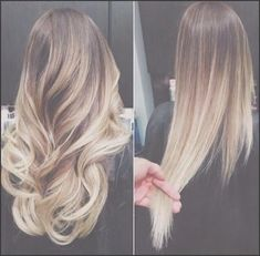 Blonde Ombre Hair To Charge Your Look With Radiance | Haar ... | Frauen Haare |