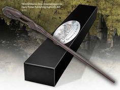 Varita Mágica Kingsley Shaklebolt, Las Reliquias de la Muerte. Harry Potter Exacta réplica de la varita mágica que usaba Kingsley Shaklebolt en la película Harry Potter.