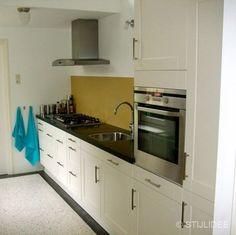Kleuradvies voor … een keuken in jaren 30 stijl in Driebergen-Rijsenburg via www.stijlidee.nl