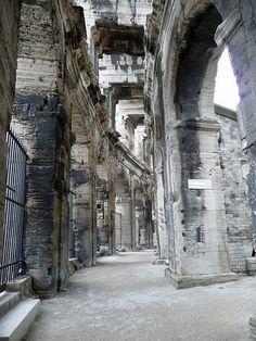 Roman Amphitheater, Arles dans les Bouches du Rhône France