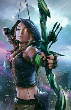 Anabel peligrosa Dark Fantasy Art, Fantasy Girl, Fantasy Kunst, Fantasy Women, Fantasy Artwork, Digital Art Fantasy, Fantasy Warrior, Warrior Girl, Warrior Women