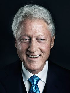 William Jefferson Clinton ~ 42nd President of the US (1993-2001)