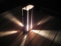 Wooden Pallet Floor Lamp Floor Lamps