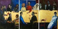 The Table - Jaroslaw Kweclich - Christian Hohmann Fine Art