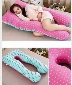 Подушка для будущих мамочек.