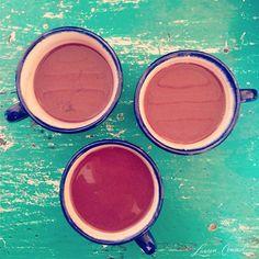 Guatemalan hot chocolate {yum}