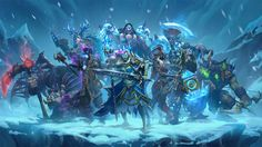 Hearthstone: Knights of the Frozen Throne brings out the Death Knights: As officially announced on-stream at HCT Shanghai, Blizzard's next…