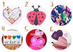 18 manualidades de San Valentín para niños #unamamanovata #niños #SanValentin #diy #manualidades ▲▲▲ www.unamamanovata.com ▲▲▲