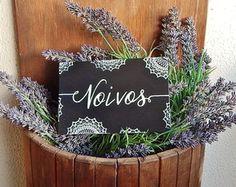 Mini placa para mesa dos Noivos, noivos, bride & groom, wedding, casamento, black board, chalk board, decoração de casamento