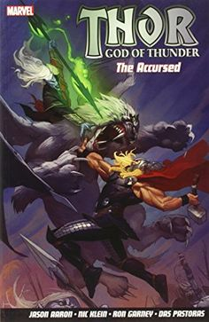 Thor God of Thunder Volume 3: Once Upon a Time in Midgard: Amazon.co.uk: Jason Aaron, Ron Garney: 9781846535758: Books