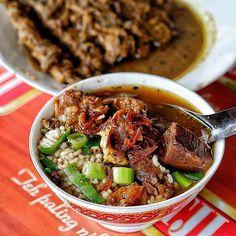 Nasi Grombyang, Khas Pemalang, Jawa Tengah