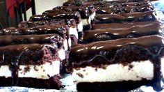 """Kinder """"Milch Schnitte"""" Desserts, Portraits, Food, Milk, Kids, Deserts, Head Shots, Dessert, Meals"""