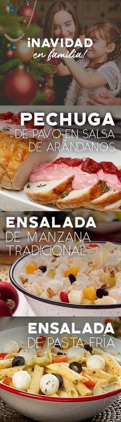¡La Navidad es para celebrar y compartir estos deliciosos platillos con los que más quieres! #recetas #receta #quesophiladelphia #philadelphia #crema #quesocrema #queso #comida #cocinar #cocinamexicana #recetasfáciles #recetasPhiladelphia #recetasdecocina #comer #Navidad #RecetasNavidad #Fiestas #pavo #ensaladademanzana #pasta #sopa #frutosrojos #ensalada #nochebuena #cena #cenadenavidad Great Recipes, Snack Recipes, Healthy Recipes, Snacks, Deli Food, Good Food, Yummy Food, Kitchen Recipes, Hot Dog Buns
